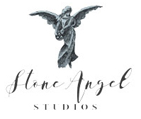 Stone Angel Studios - by Jennifer Kaufman Logo