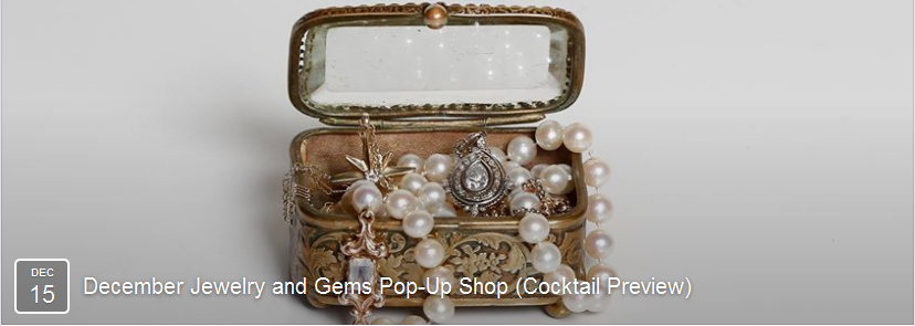 Pop-Up Jewelry Trunk Show (Cocktail Preview) Dallas