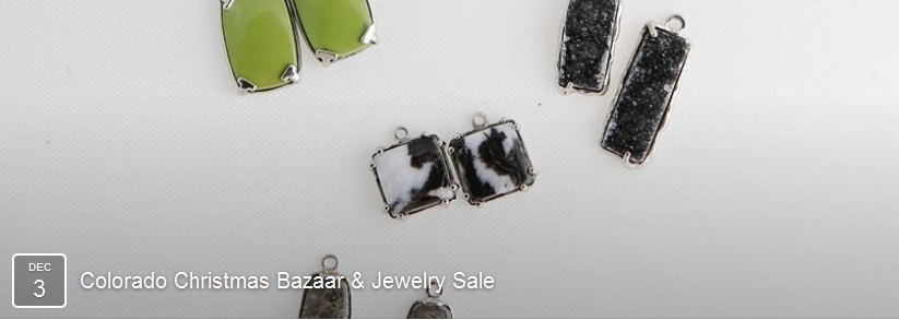 Colorado Christmas Bazaar & Jewelry Sale Larkspur