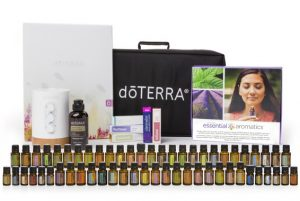 doTERRA therapeutic-grade essential oils